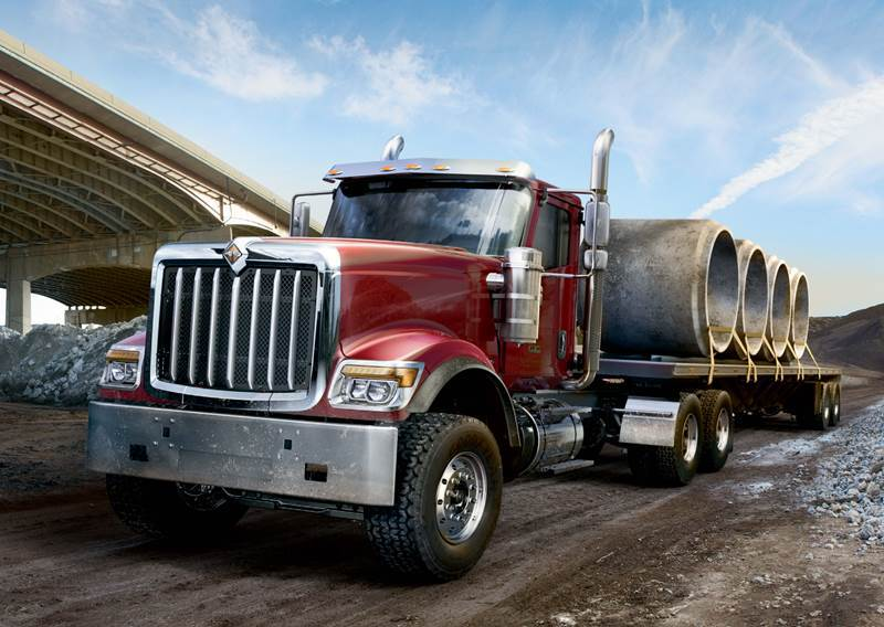 משאית International מסדרה HX