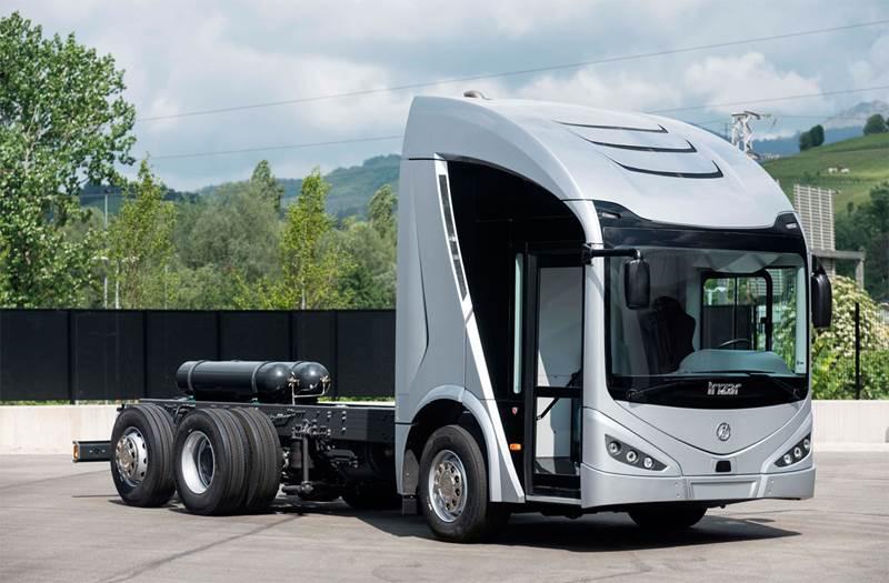 משאית איריזר Ie Truck