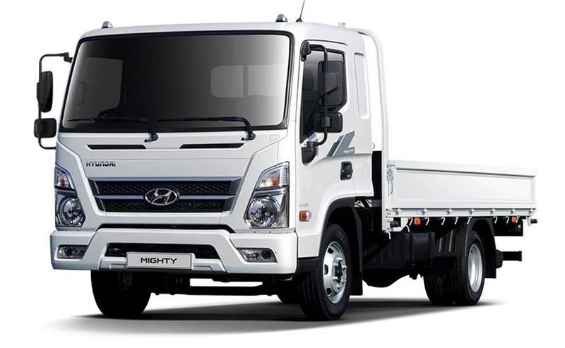 המשאית הקלה יונדאי Mighty תוצע עוד לפני 2022 בגרסה חשמלית, שתתבסס מכאנית על הגרסה העדכנית