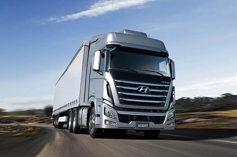 משאית יונדאי Xcient לא תוסב להינע כל-חשמלי אלא תוצע – ככל הנראה ב-2022 – בגרסת תא דלק