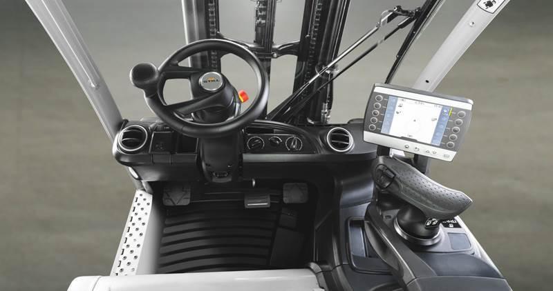 מלגזה חשמלית Still RX 20