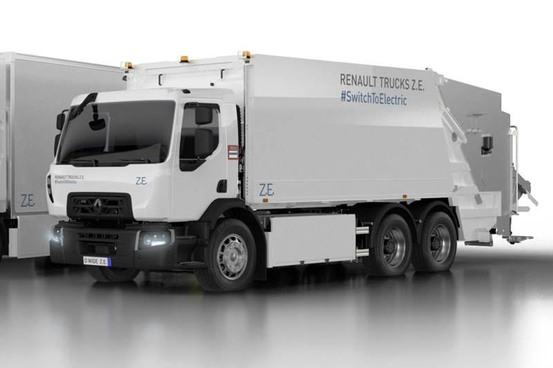 Renault Trucks D ZE