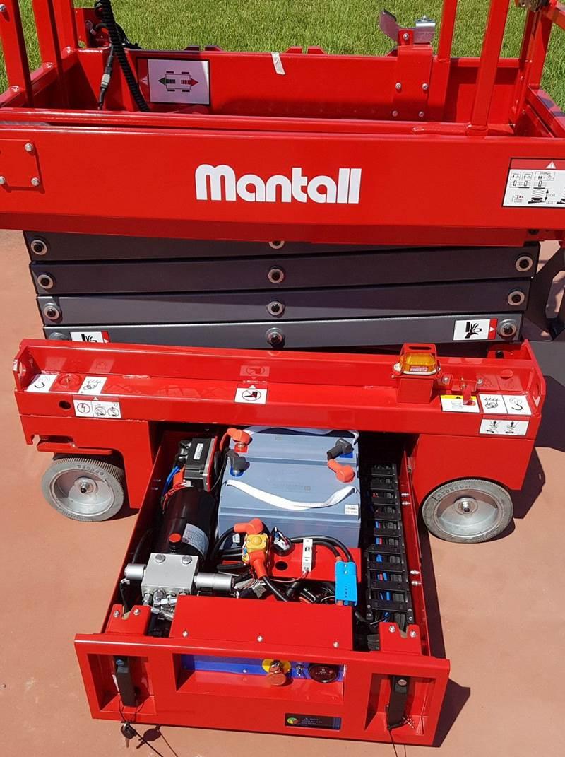 Mantall XE60ED Mini