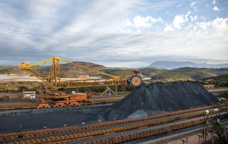 מכרה Brucutu בברזיל