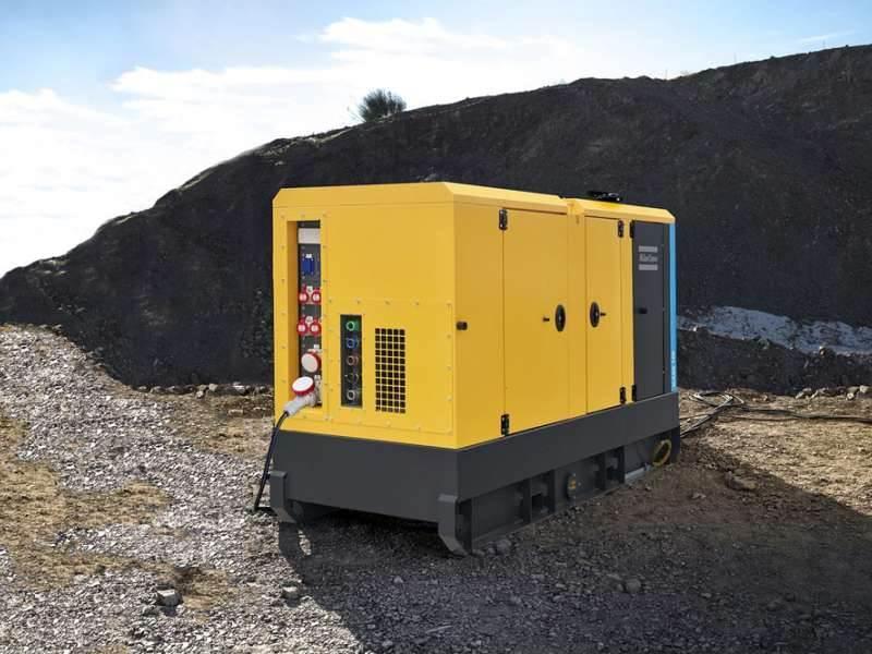 Atlas Copco QAS5 generator