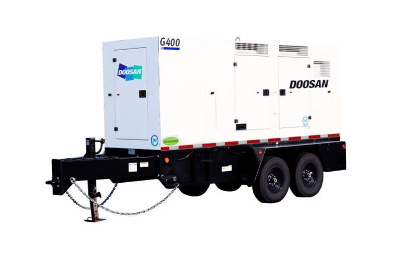 גנרטור דוסאן G400WCU-T4F