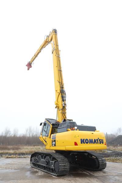 Komatsu PC490HRD-11