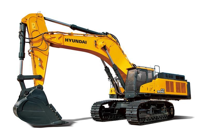 יונדאי HX900 L