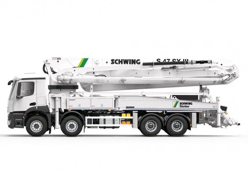 Schwing S 47 SX 3