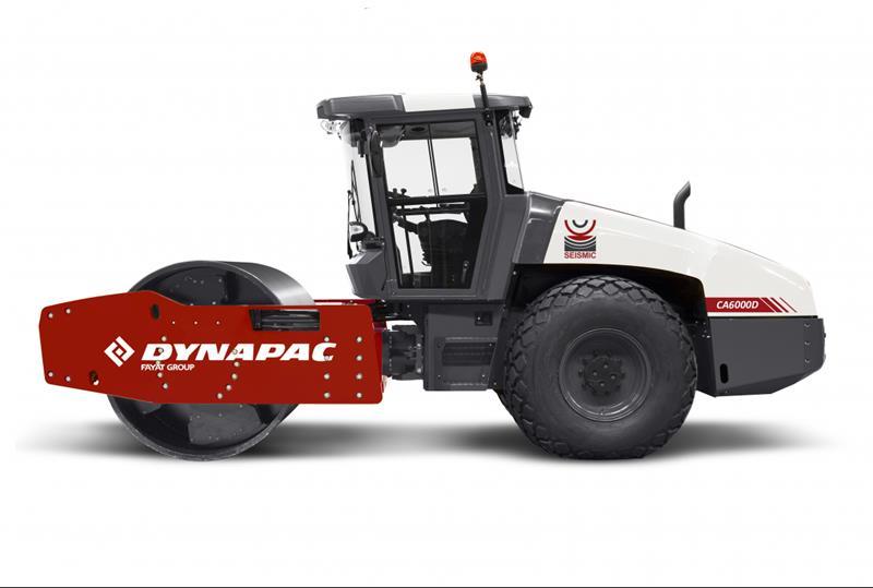 מכבש Dynapac CA6000D