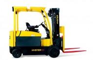 E80-120XN: מלגזות חשמליות חדשות להייסטר