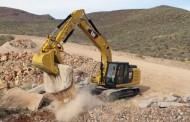 מחפר 25 טון חדש וקשוח מ-CAT