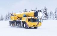 משאית מנוף 250 טון מ-Grove