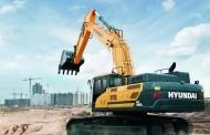 יונדאי: מחפרי 45-50 טון חדשים