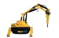 רובוט הריסה חדש מ-Brokk