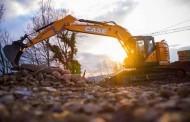 מחפר חדש מקייס לסביבה צפופה (וידאו)