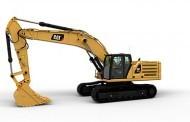 מחפר 40 טון חדש מקטרפילר