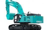 מחפר 80 טון חדש מקובלקו