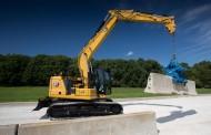 דור מחפרי 13 טון חדש ל-CAT