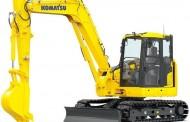 מחפר 8.5 טון חדש מקומטסו