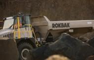 Rokbak במקום Terex (וידאו)